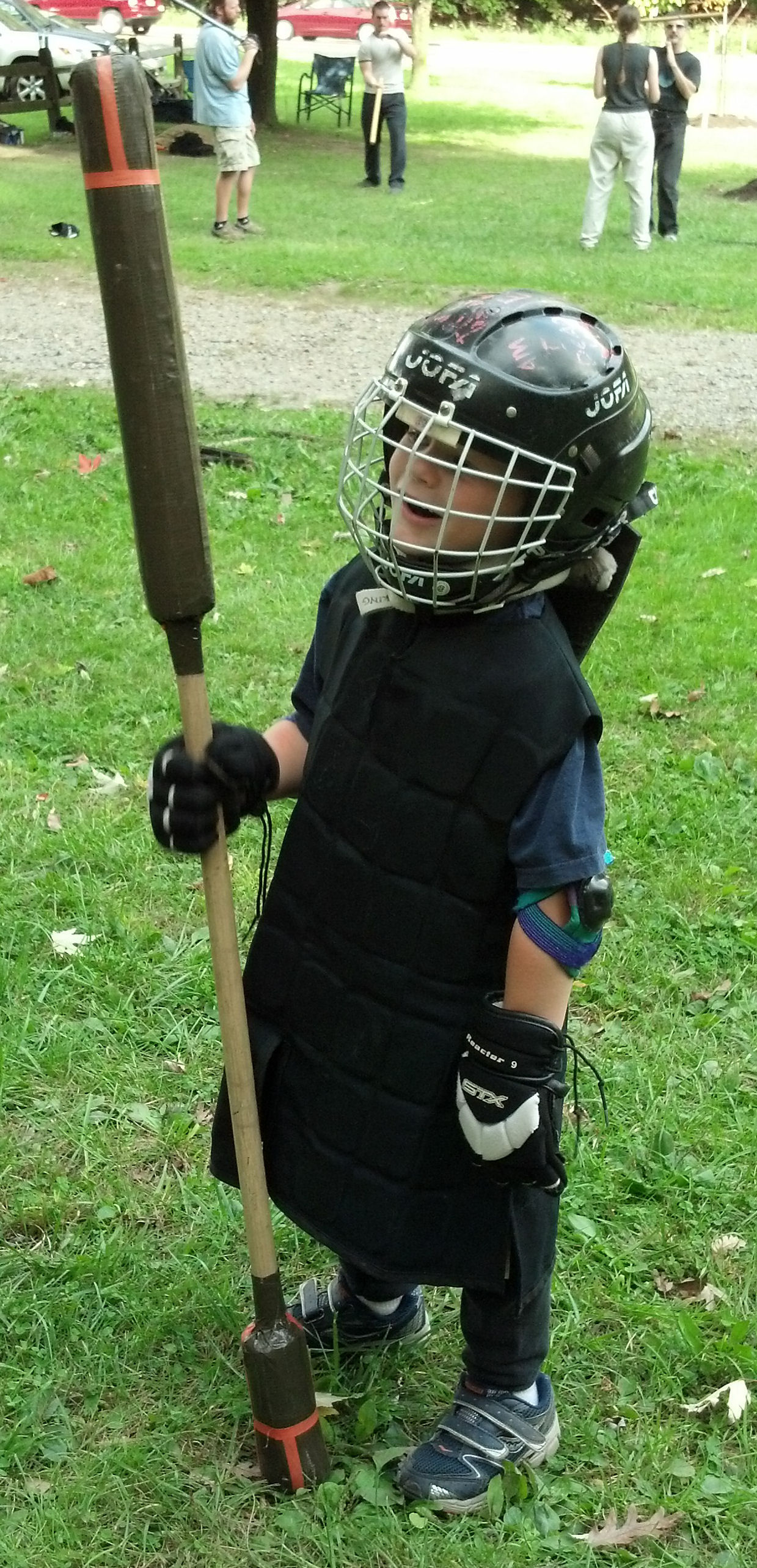 Basic Youth Armor Requirements | Æthelmearc Youth Combat